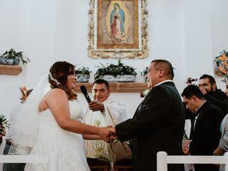 La boda de Yaz y Julio 2