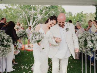 La boda de Teresa y Juan
