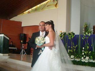 La boda de Mariana y Osvaldo 1