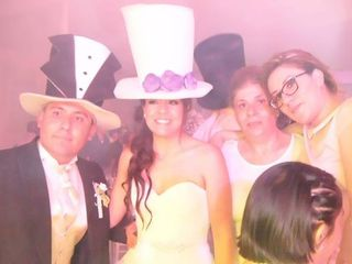 La boda de Mariana y Osvaldo 3