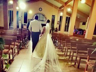 La boda de Amairani  y Eduardo  2