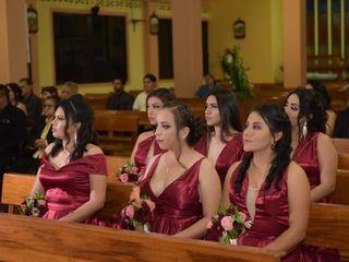 La boda de Amairani  y Eduardo  3