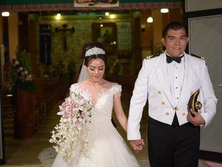 La boda de Amairani  y Eduardo