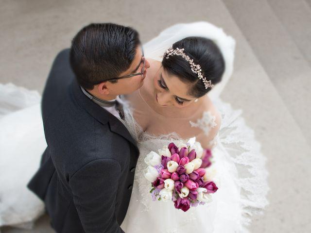 La boda de Lupita y Octavio