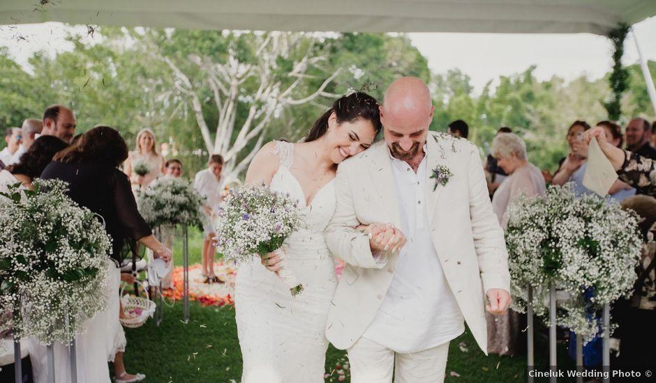 La boda de Juan y Teresa en Jiutepec, Morelos