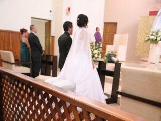 La boda de Karen y Carlos 3