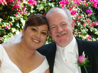La boda de Amalia y Garry