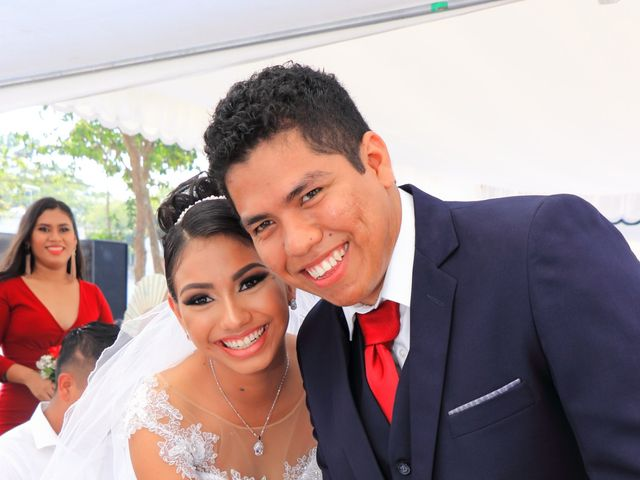 La boda de Fernanda y Obed