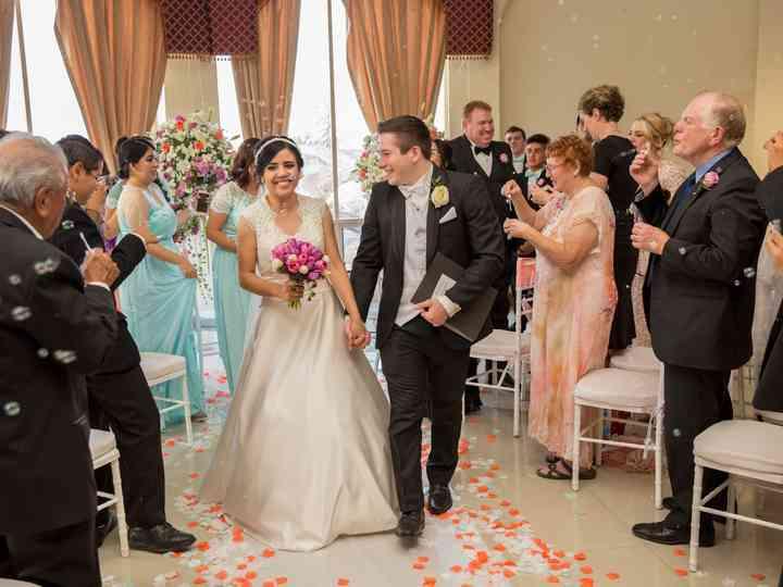 La boda de Aylin  y Brandon