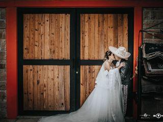 La boda de Jimena  y Refugio  1