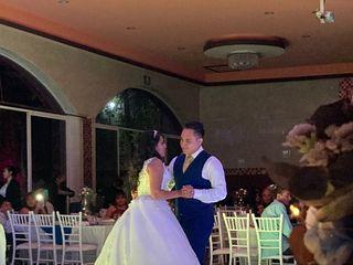 La boda de Tania y Ulises  1