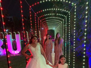 La boda de Tania y Ulises  2