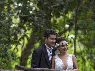 La boda de Tanya y Lazaro 1