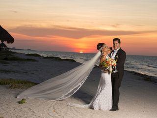 La boda de Tanya y Lazaro