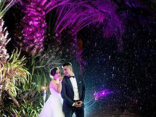 La boda de Karen y Israel 2