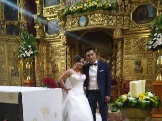 La boda de Karen y Israel 3