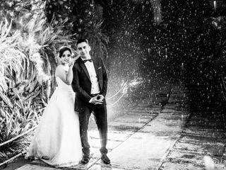 La boda de Karen y Israel