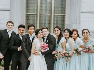 La boda de Aylin  y Brandon  1