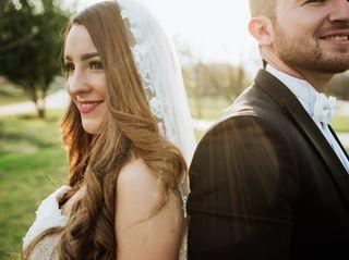La boda de Pam y Jesse