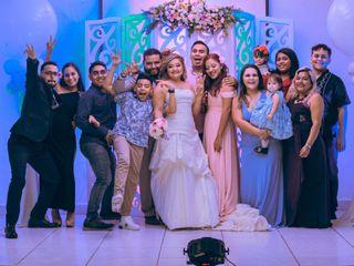La boda de Julian y Ángeles  1