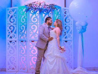 La boda de Julian y Ángeles