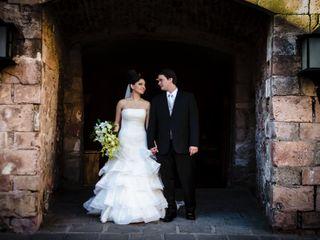 La boda de Bianca y Cori