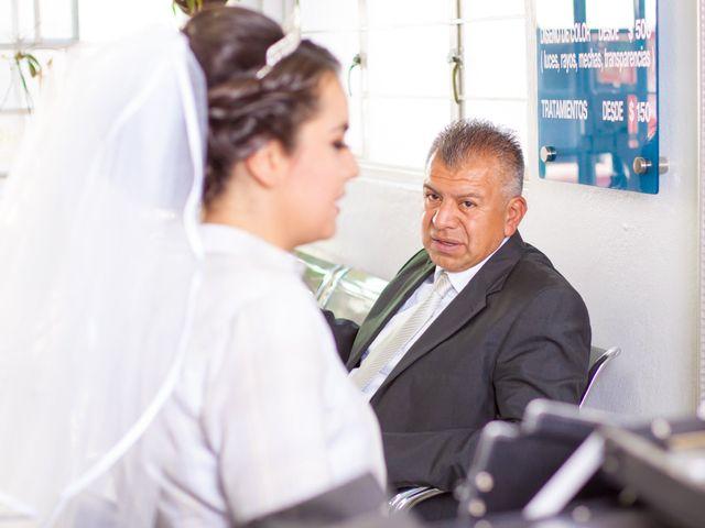 La boda de Luis y Abril en Miguel Hidalgo, Ciudad de México 10