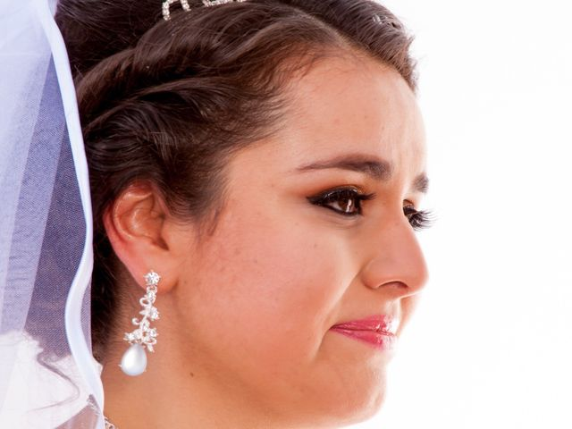 La boda de Luis y Abril en Miguel Hidalgo, Ciudad de México 16