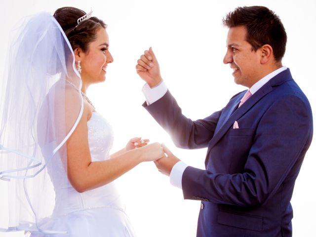 La boda de Luis y Abril en Miguel Hidalgo, Ciudad de México 18