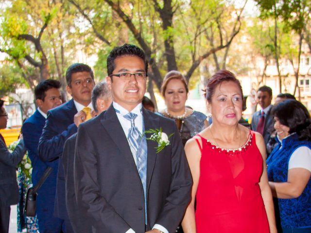 La boda de Luis y Abril en Miguel Hidalgo, Ciudad de México 22