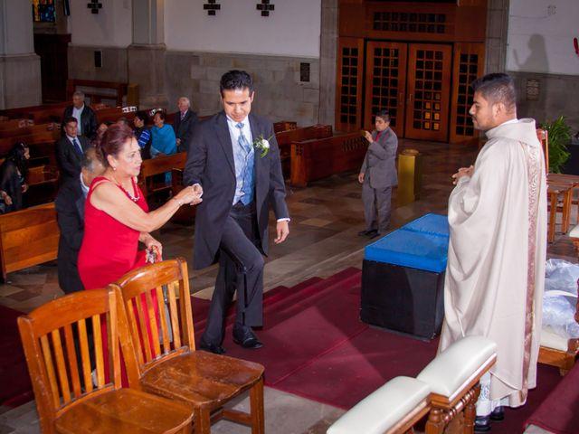 La boda de Luis y Abril en Miguel Hidalgo, Ciudad de México 24