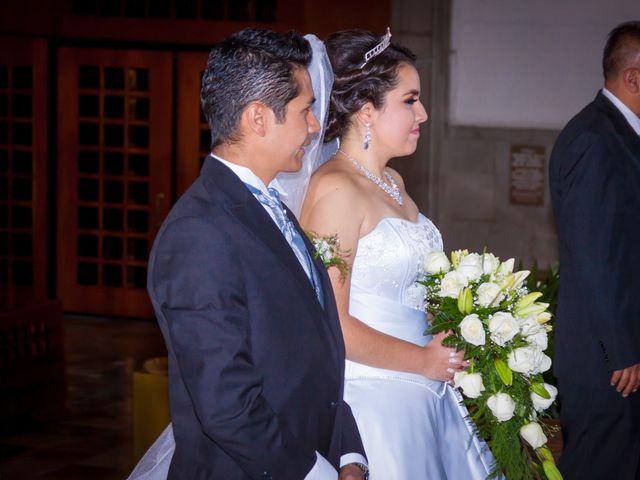 La boda de Luis y Abril en Miguel Hidalgo, Ciudad de México 26