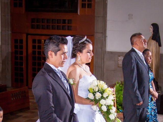 La boda de Luis y Abril en Miguel Hidalgo, Ciudad de México 27
