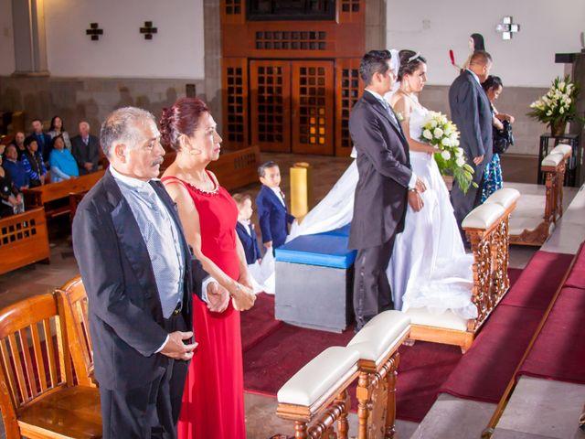La boda de Luis y Abril en Miguel Hidalgo, Ciudad de México 29