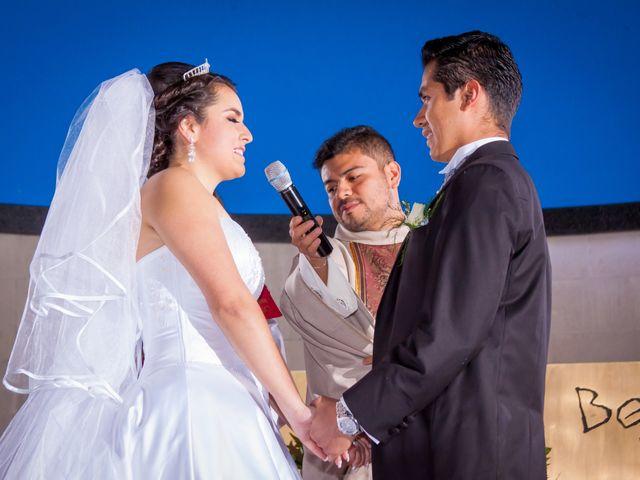 La boda de Luis y Abril en Miguel Hidalgo, Ciudad de México 37
