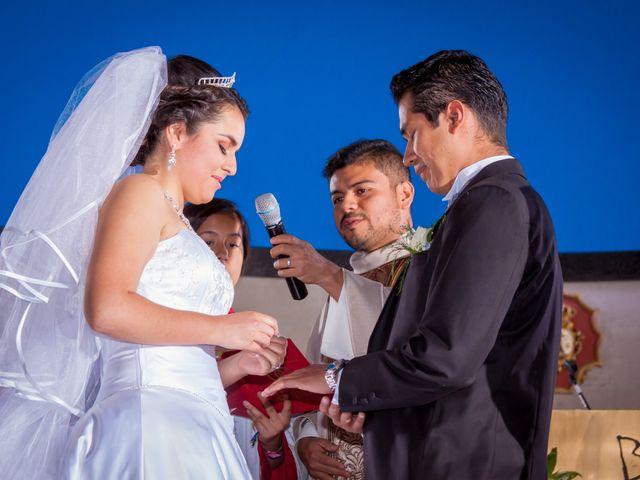 La boda de Luis y Abril en Miguel Hidalgo, Ciudad de México 39