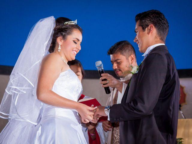 La boda de Luis y Abril en Miguel Hidalgo, Ciudad de México 2