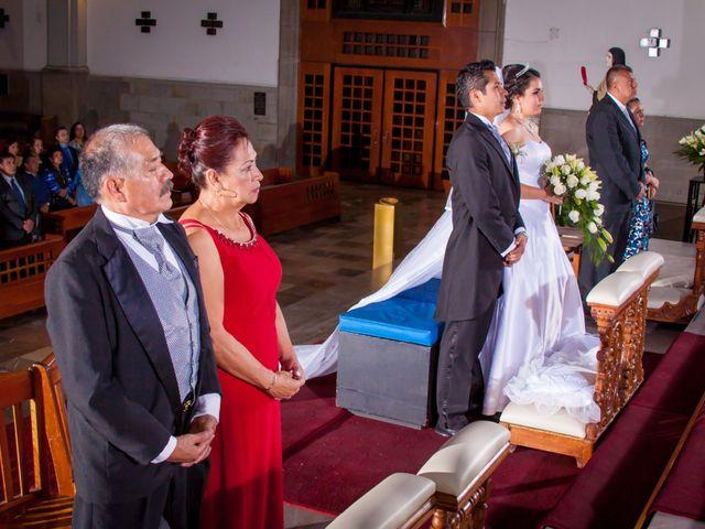 La boda de Luis y Abril en Miguel Hidalgo, Ciudad de México 42