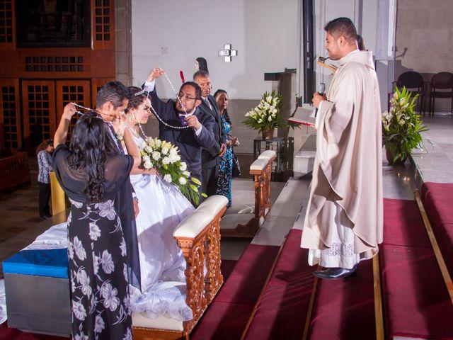 La boda de Luis y Abril en Miguel Hidalgo, Ciudad de México 44