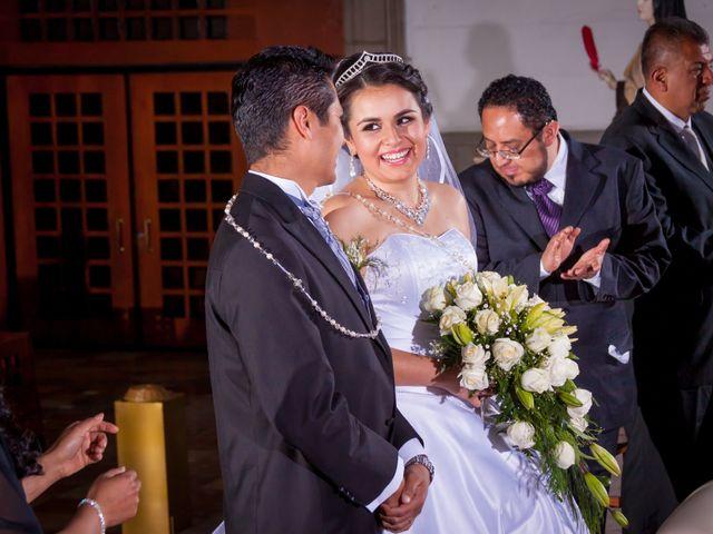 La boda de Luis y Abril en Miguel Hidalgo, Ciudad de México 45