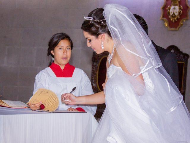 La boda de Luis y Abril en Miguel Hidalgo, Ciudad de México 47