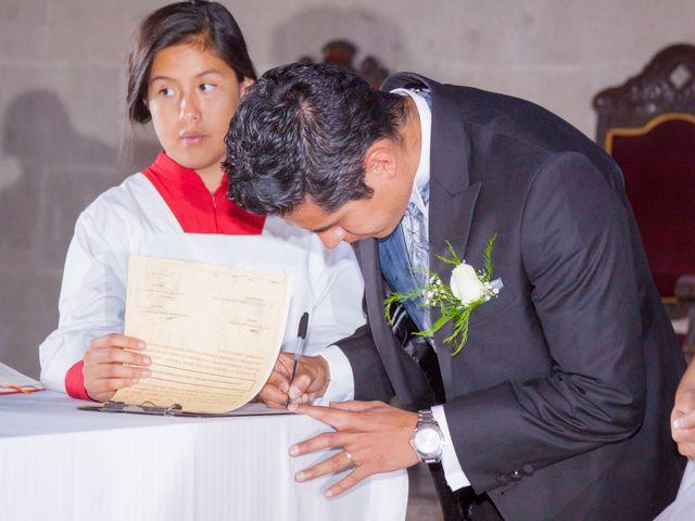 La boda de Luis y Abril en Miguel Hidalgo, Ciudad de México 48
