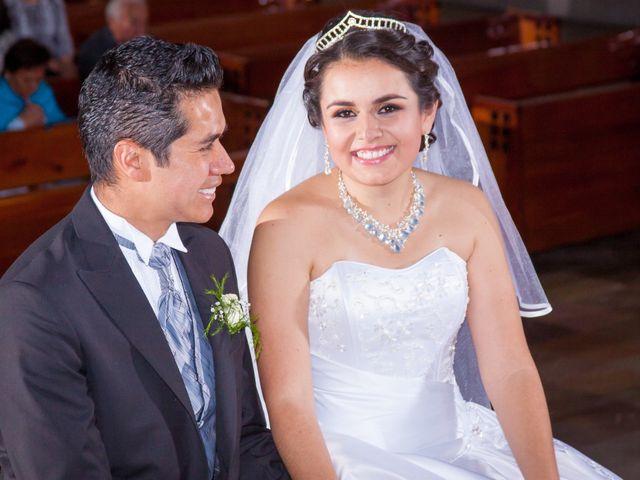 La boda de Luis y Abril en Miguel Hidalgo, Ciudad de México 50