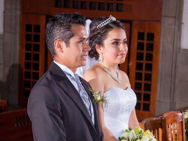 La boda de Luis y Abril en Miguel Hidalgo, Ciudad de México 53