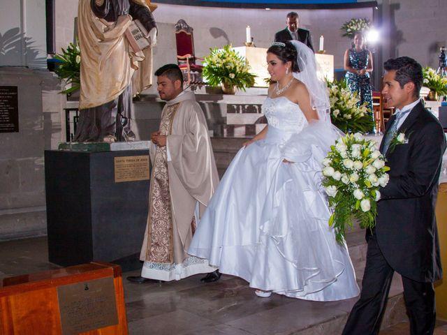 La boda de Luis y Abril en Miguel Hidalgo, Ciudad de México 55