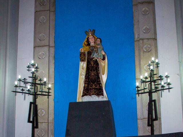 La boda de Luis y Abril en Miguel Hidalgo, Ciudad de México 56