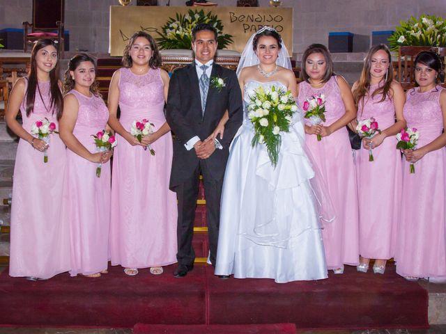 La boda de Luis y Abril en Miguel Hidalgo, Ciudad de México 58