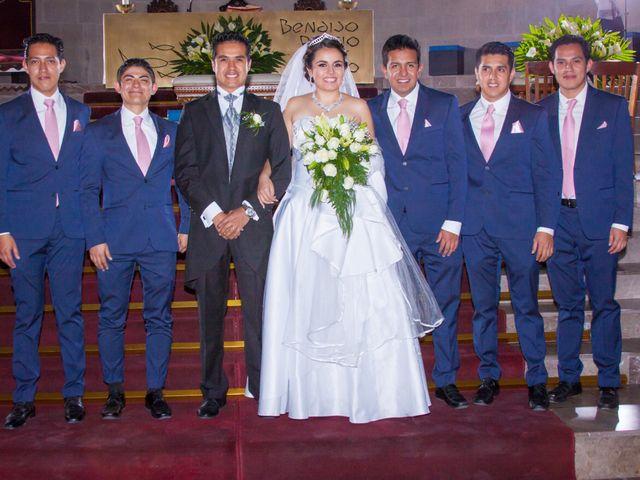 La boda de Luis y Abril en Miguel Hidalgo, Ciudad de México 59