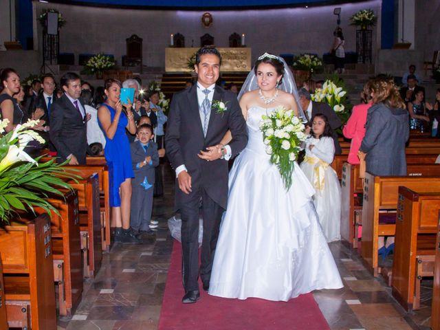 La boda de Luis y Abril en Miguel Hidalgo, Ciudad de México 60