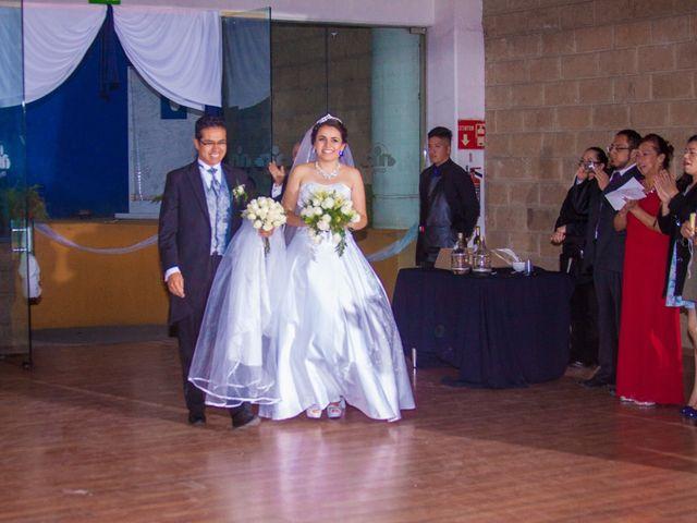 La boda de Luis y Abril en Miguel Hidalgo, Ciudad de México 69